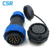Connector SD28 16pin waterproof