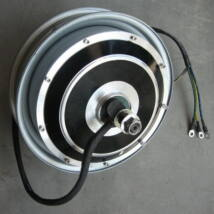 HUB-motor 72V 6KW