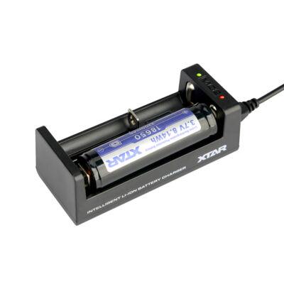 XTAR MC2 Lítium Akkumulátor Töltő