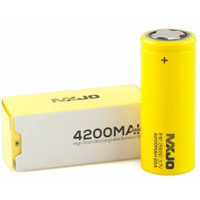 MXJO IMR26650F 4200mAh 22A 3.7V