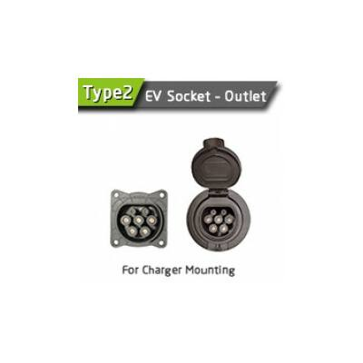 Type2 Female Socket