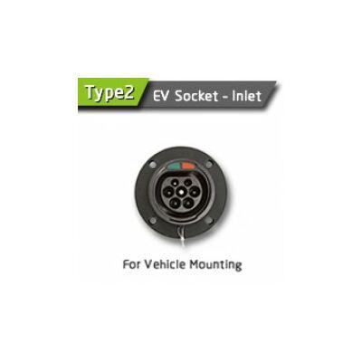 Type2 Male Socket