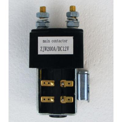 Kontaktor 12V 200A
