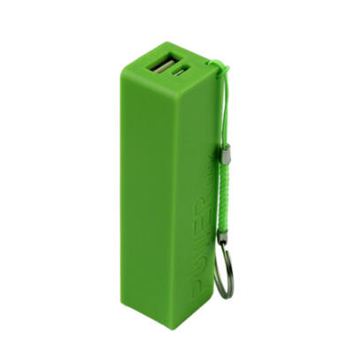 Power Bank 3350mAh Zöld