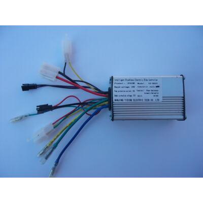 BLDC Vezérlő 24V 12A 250W Sensorless